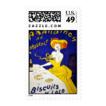 Amandines de Provence Postage Stamp