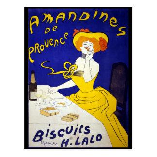 Amandines de Provence Tarjetas Postales