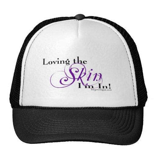 Amando la piel estoy en gorra
