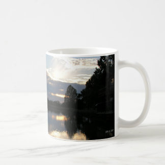 Amanecer de Oklahoma Taza De Café