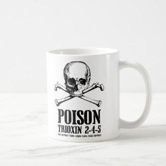 Amanecer de Trioxin 3-4-5 del zombi del veneno de  Taza