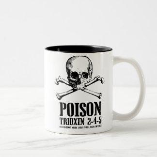 Amanecer de Trioxin 3-4-5 del zombi del veneno de  Tazas De Café