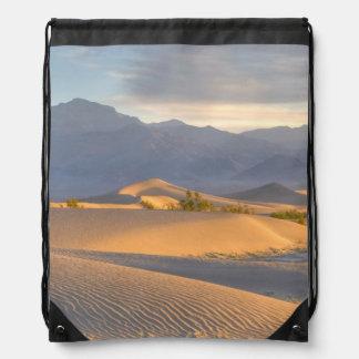 Amanecer del desierto mochilas