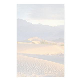 Amanecer del desierto  papeleria