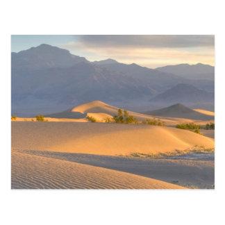 Amanecer del desierto postales