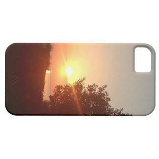 Amanecer en Devon iPhone 5 Carcasas