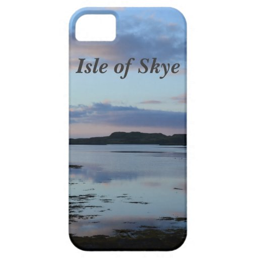 Amanecer en Dunvegan iPhone 5 Case-Mate Protectores