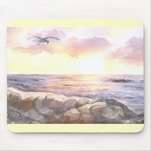 Amanecer Mouse Pad