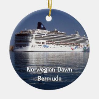 Amanecer noruego amanecer noruego Bermudas Ornamento De Reyes Magos