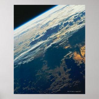 Amanecer sobre el Océano Atlántico Posters