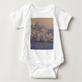 AMANHECER / MOORNIG IN LISBON BABY BODYSUIT