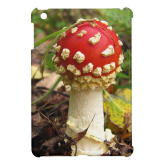 Amanita muscaria cover for the iPad mini