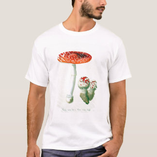 Amanita Muscaria from 'Phytographie Medicale' by J T-Shirt