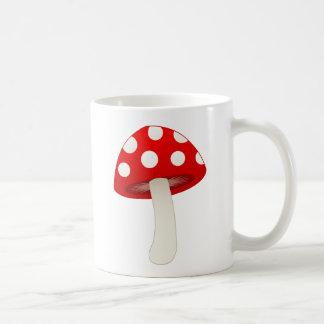 Amanita Muscaria Mushroom Love Coffee Mug
