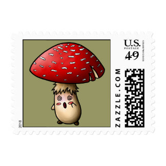 Amanita Muscaria Postage