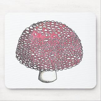 Amanita Mushroom Fungus Shroom Mouse Pad