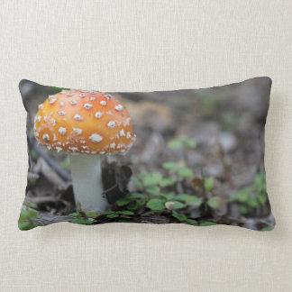 Amanita Mushroom Pillow