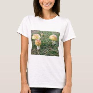 Amanita mushrooms T-Shirt