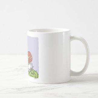 Amanitas Taza De Café