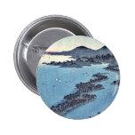 Amanohashidate por Utagawa, Hiroshige Pin