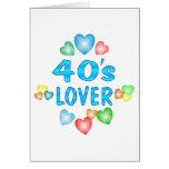 amante 40s tarjetón