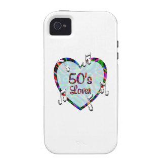 amante 50s iPhone 4 fundas