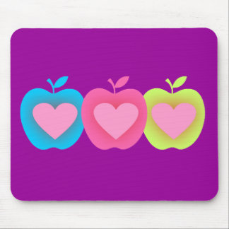 Amante A2 de Apple Alfombrilla De Ratones