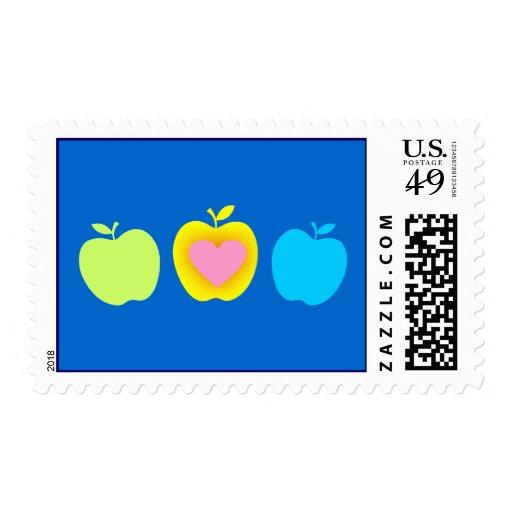 Amante A5 de las manzanas