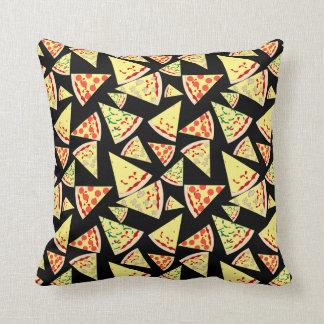 Amante al azar dinámico de la pizza del modelo de cojín
