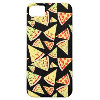 Amante al azar dinámico de la pizza del modelo de iPhone 5 fundas