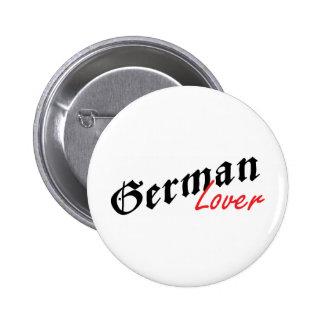 Amante alemán pins