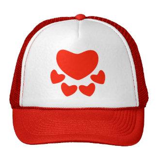 Amante animal gorras de camionero