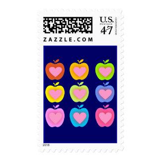 Amante B1 de Apple Estampilla