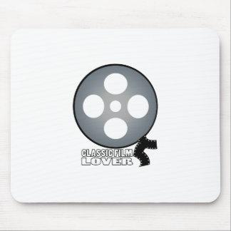 Amante clásico de la película alfombrillas de raton