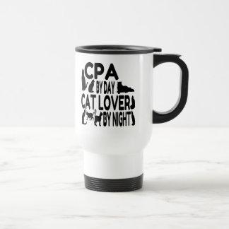 Amante CPA del gato Tazas