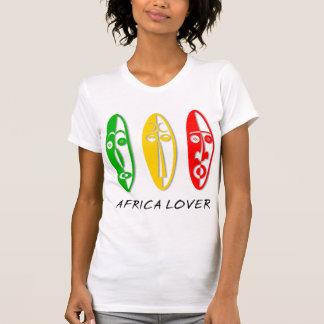Amante de África Camiseta