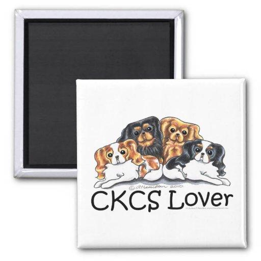 Amante de CKCS Imanes