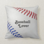 Amante de Fan-tastic_Color Laces_Baseball del Cojines
