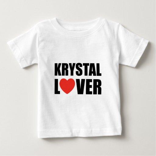 Amante de Krystal Playeras
