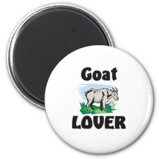 Amante de la cabra iman
