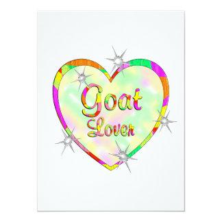 Amante de la cabra