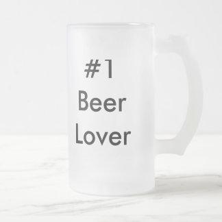 Amante de la cerveza #1 taza