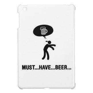 Amante de la cerveza iPad mini carcasa