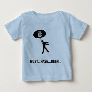 Amante de la cerveza playeras