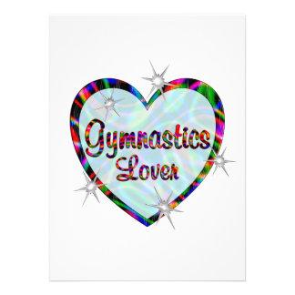 Amante de la gimnasia