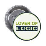 Amante de la lógica pin