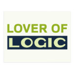 Amante de la lógica postal