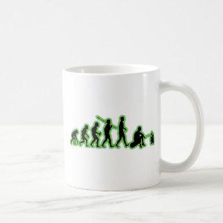 Amante de la melcocha taza de café