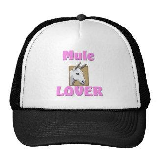 Amante de la mula gorra