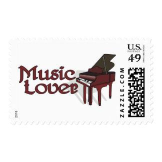 Amante de la música envio